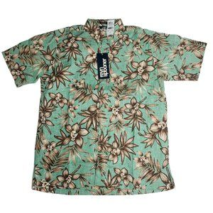 Reyn Spooner Mens Hawaiian Shirt Size Small New